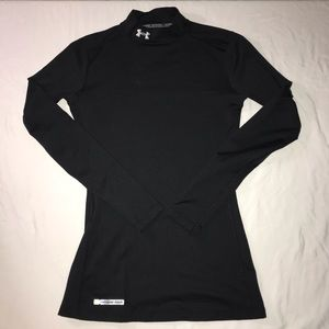 Women's under armour long sleeve mock neck